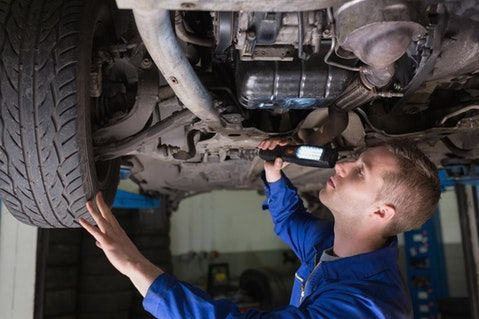 Auto Service Sales and Repair